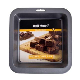 WILTSHIRE WONDERBAKE SQUARE CAKE PAN