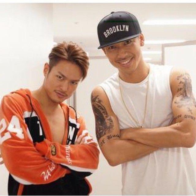 Imaichi Ryuji & Akira