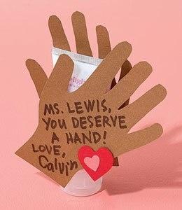 Valentine's Day teacher gifts #valentinesday #classparty