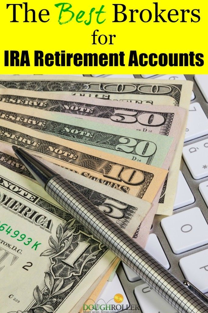 Comparison of online discount brokers that offer traditional and Roth IRAs, and rollover and SEP IRA account options. We compare fees and features.