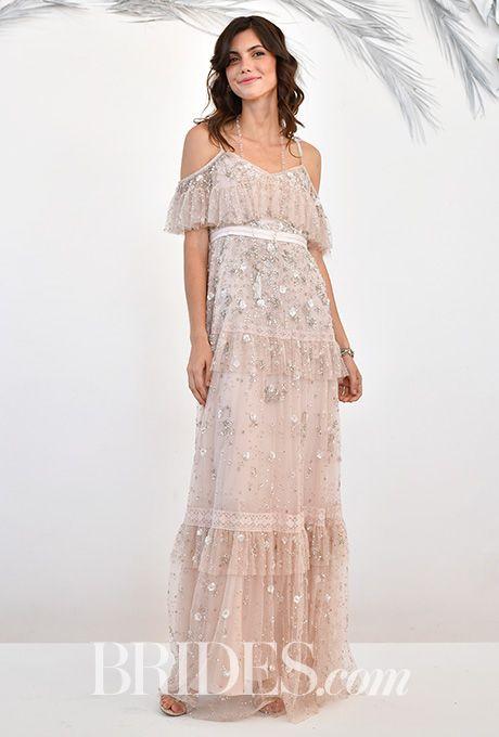 Brides.com: . Wedding dress by BHLDN