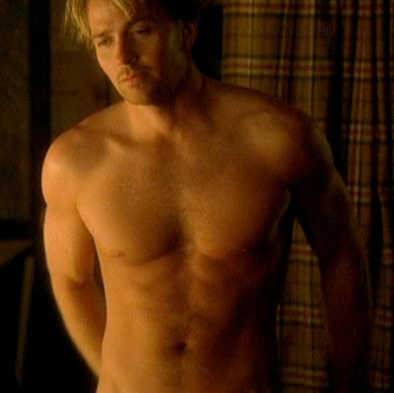 Something is. sean patrick flanery nude right!