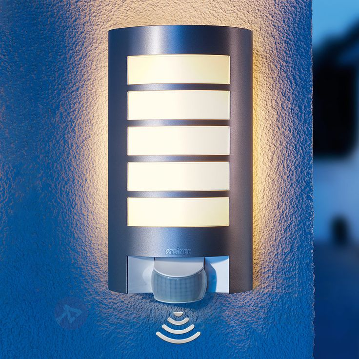 Moderne Sensor- Außenwandleuchte STEINEL L12 8505274