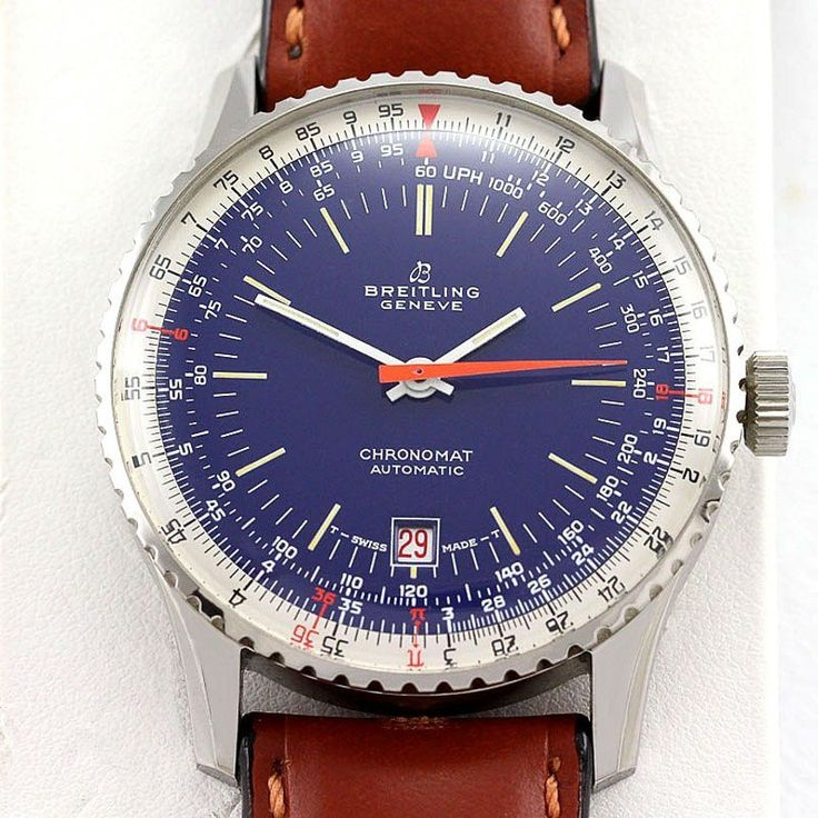 """58 New Old Stock Breitling Watches """"Last Of The Joseph Iten Collection"""" On eBay For $125,000"""