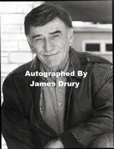 James Drury Autographed Photos - The Official Website of James Drury ...