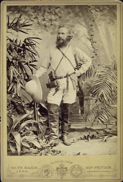 Ernst Haeckel, German naturalist