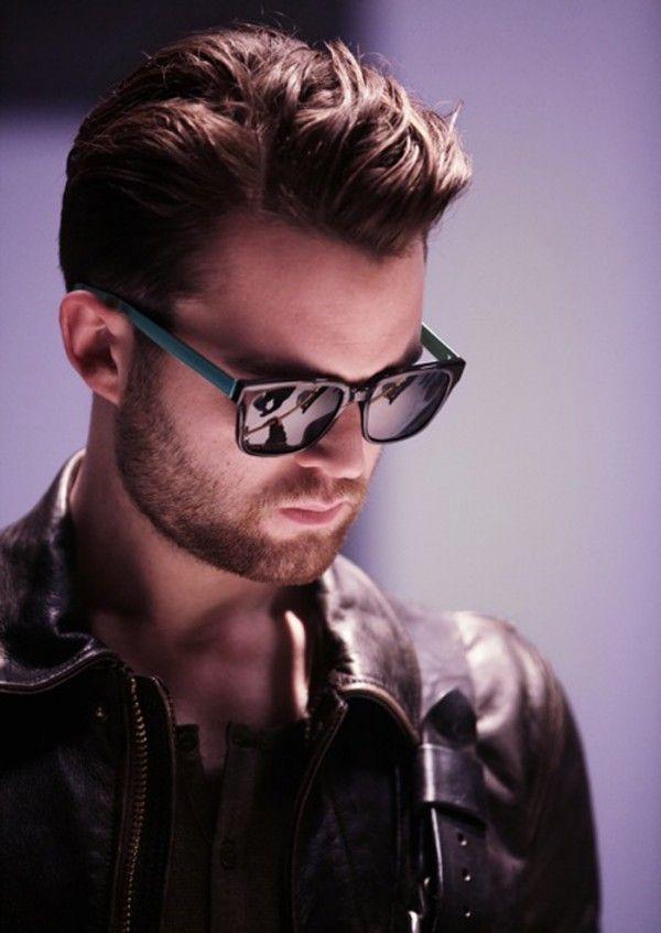 Burberry Spark sunglasses.