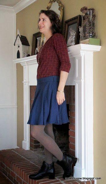 I Sew, You Sew: Briar + Tania Culottes = Signature Style