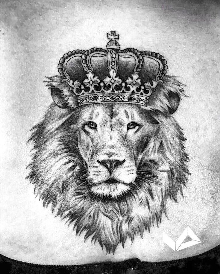 Lion Back Of The Neck Tattoo Lion Liontattoo Neck Tattoo In 2020 Neck Tattoo Animal Tattoos Lion Tattoo