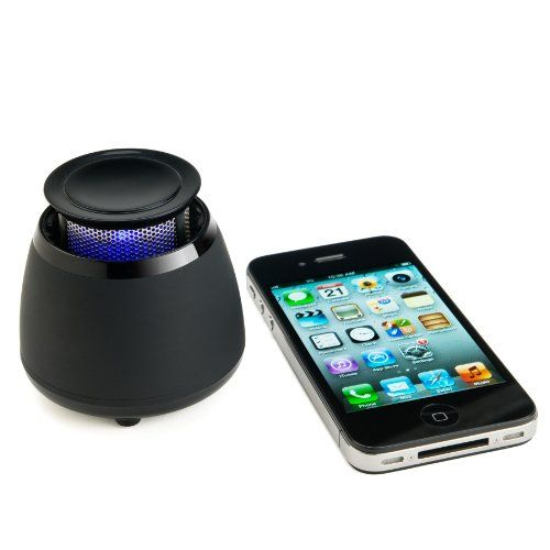 SALE PRICE $19.99 - Wireless Bluetooth Speaker- BLKBOX POP360 Hands Free Bluetooth Speaker With 360 Degree Sound - For iPhone and all other Smart Phones, Tablets and Computers
