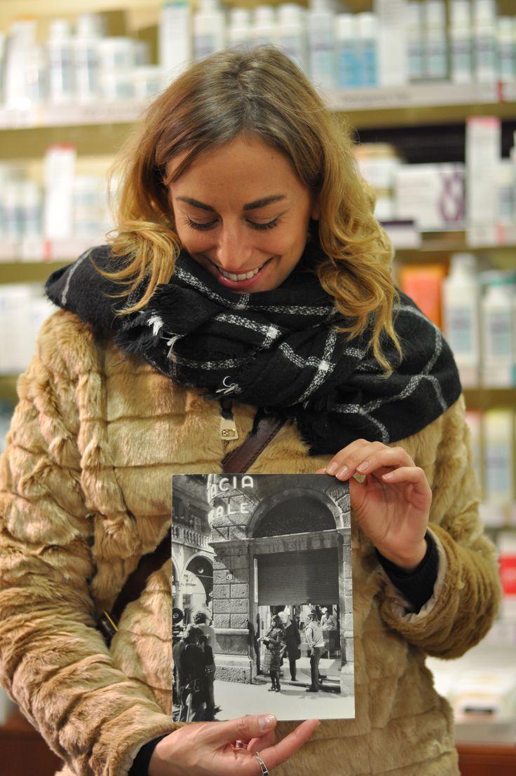 Anisetta Rosati e le Marchese in farmacia