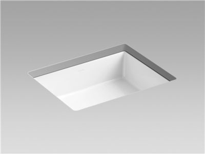 Kohler Vertical Rectangular Under Counter Basin 503mm