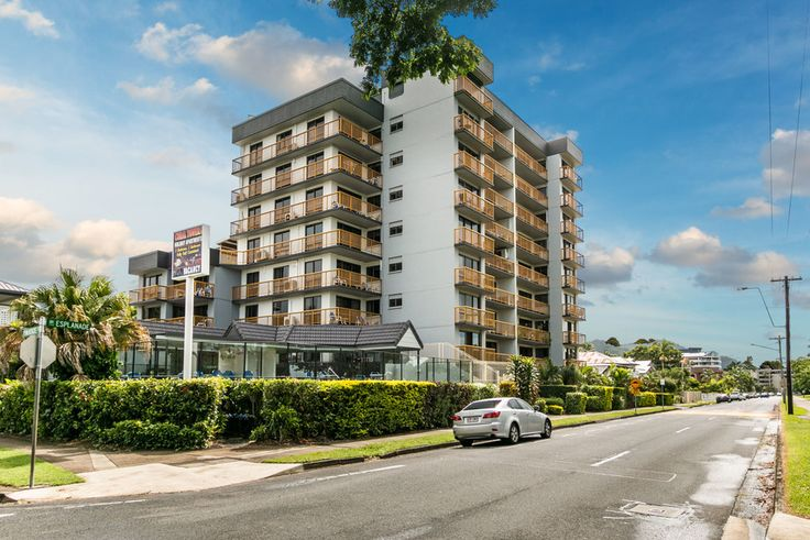 14/249 Esplanade, Cairns North 2 Bed 2 Bath 1 Car  http://www.belleproperty.com/buying/QLD/Cairns-and-District/Cairns-North/Apartment/56P4740-14-249-esplanade--cairns-north-qld-4870