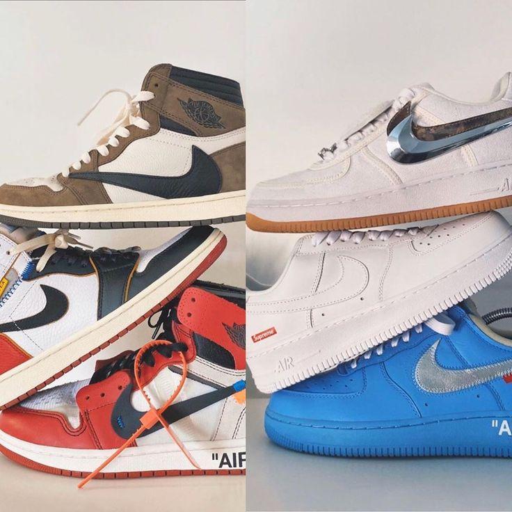 Air Jordan 1 VS Air Force 1 in 2021 | Sneakers, Hot shoes, Sneaker ...