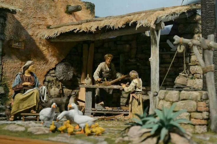 Nativity scene - Italy