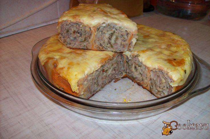 Пирог с творогом и яблоками рецепт журнал люблю готовить