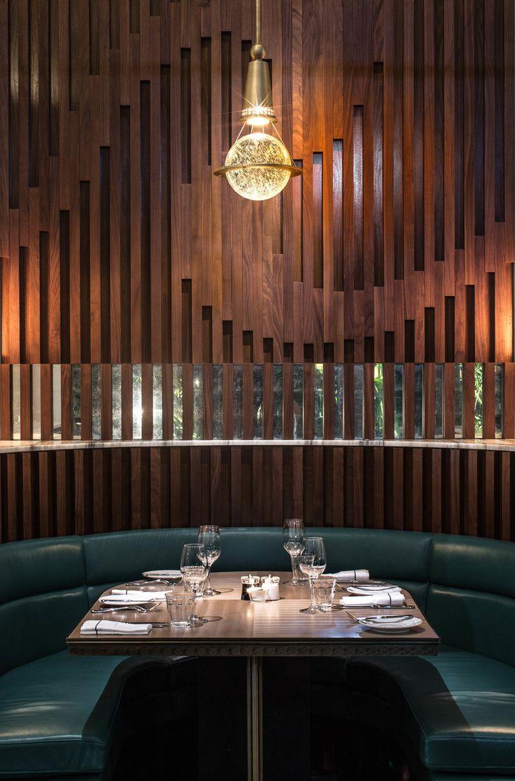 Modern Restaurant Design 149 best modern restaurant banquettes & booths images on pinterest