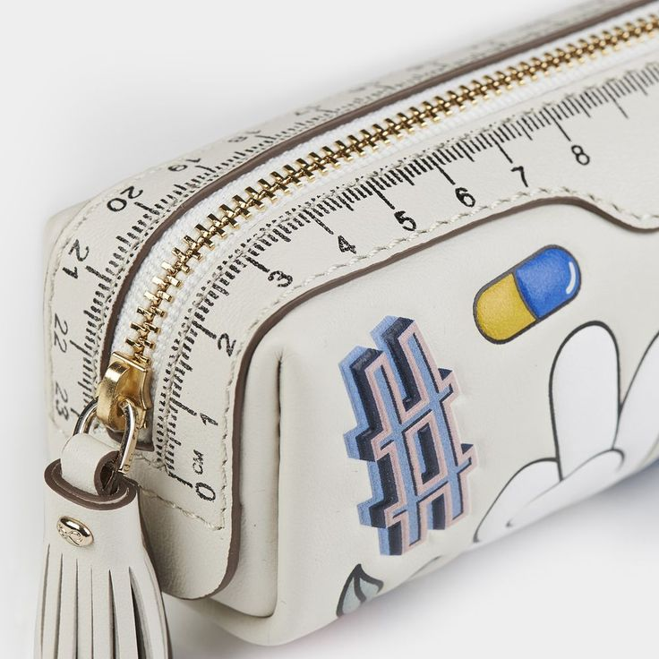 Pens & Pencils Stickers | Anya Hindmarch Accessories The Spring Summer 2015 Collection