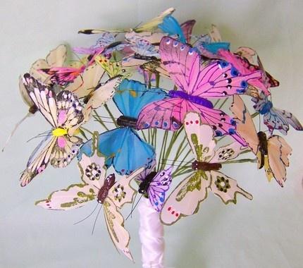 butterfly bouquet.