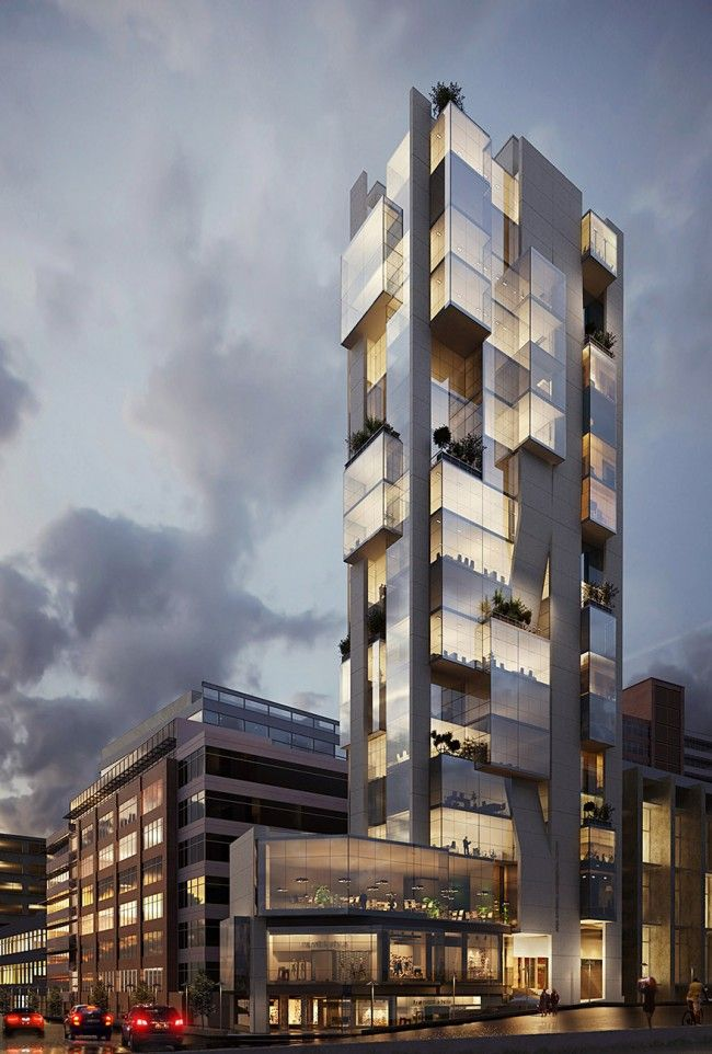 VrayWorld - Persis tower