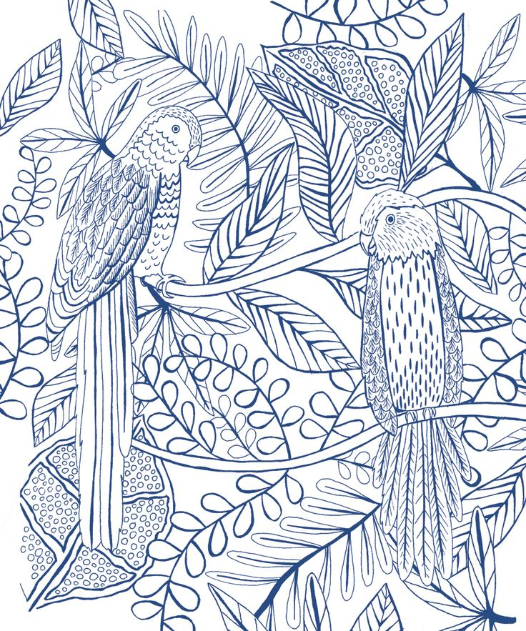 We've included colouring in sheets in this month's issue. Can't wait to see yours :)