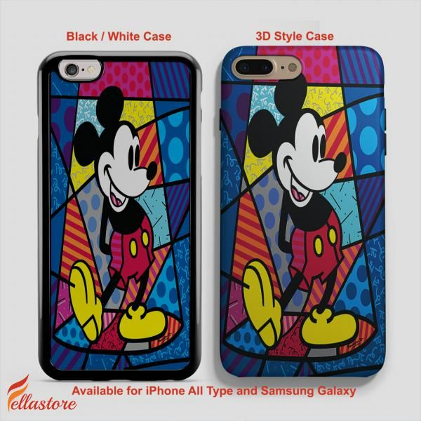 cool Mikey Mouse Disney Romero Britto iPhone 7-7 Plus Case, iPhone 6-6S Plus, iPhone 5 5S SE, Samsung Galaxy S8 S7 S6 Cases and Other Check more at https://fellastore.com/product/mikey-mouse-disney-romero-britto-iphone-7-7-plus-case-iphone-6-6s-plus-iphone-5-5s-se-samsung-galaxy-s8-s7-s6-cases-and-other/