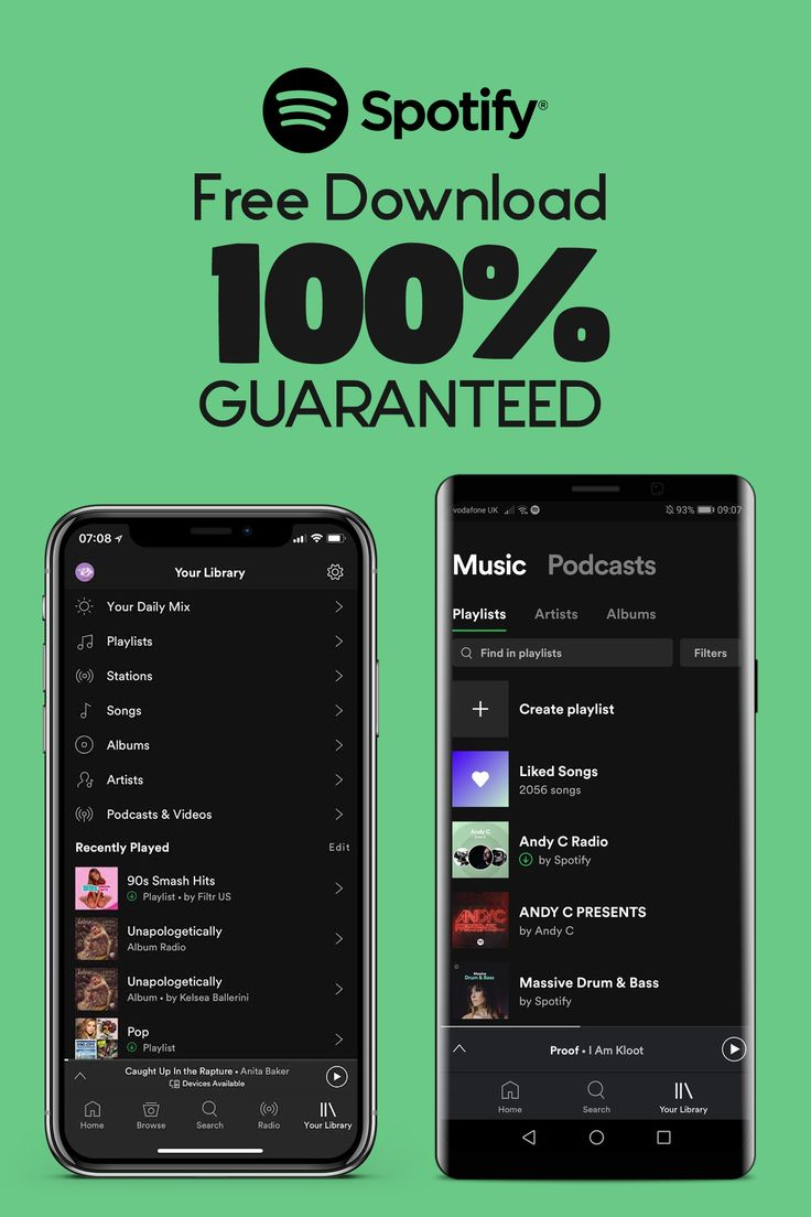 SPOTIFY APK FREE ACCESS FOR 6 MONTHS!! Spotify premium