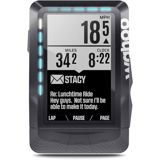 Top notch cycling computer for the real enthusiast #GPS #cycling #bicycles #bikes