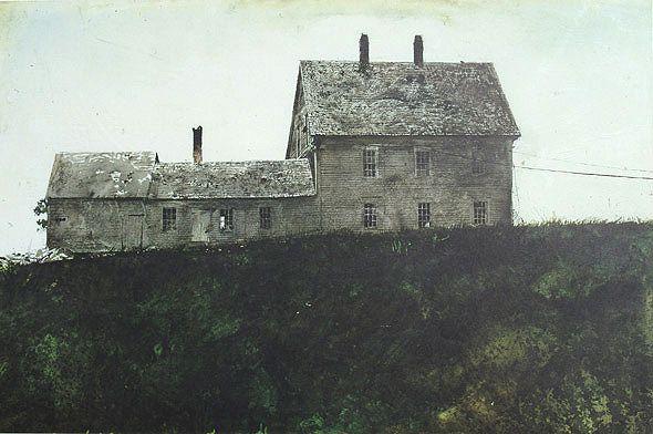 Andrew Wyeth  'Olsen's'