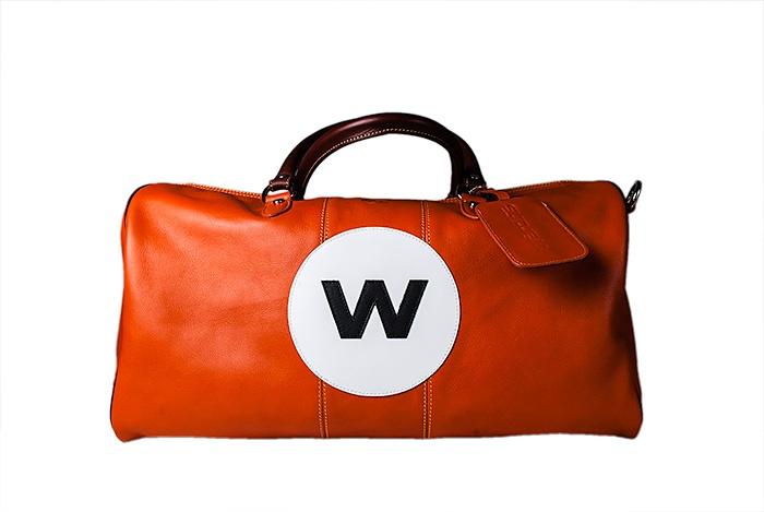 Wårdhs läderväska  - Wårdhs väljer mode i påsk @Täby Centrum