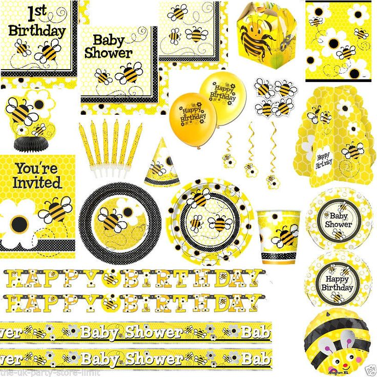 48 best Bee Themed 1st Birthday Party images on Pinterest Bee - best of blueprint party dallas