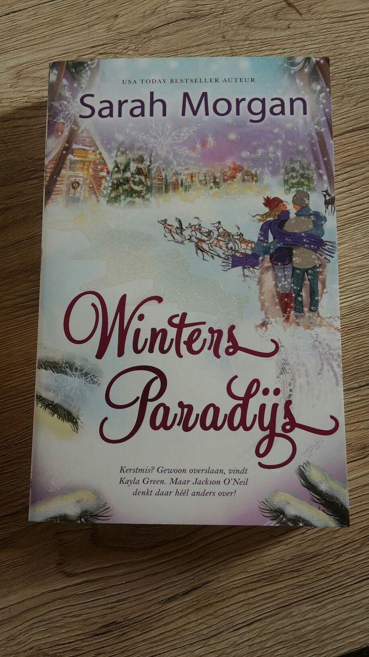 winter paradijs  Sarah Morgan