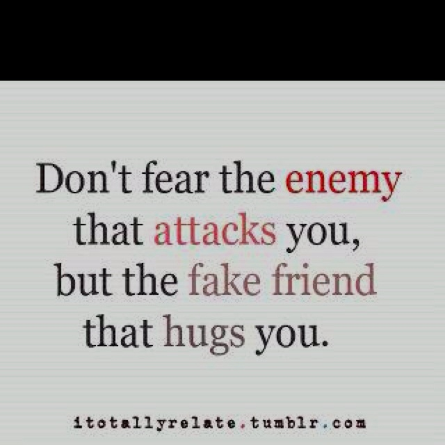 Couldn't have said it better myself...: Sayings, Life, Quotes, Truth, So True, Thought, Fake Friends