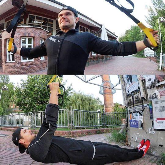Trx Bands Workout Youtube: 103 Best Images About Schlingentrainer Suspensiontrainer