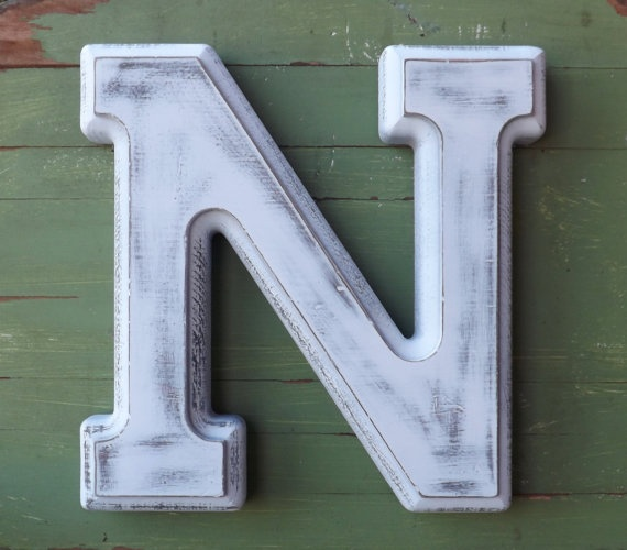 Where To Find Large Wooden Letters
