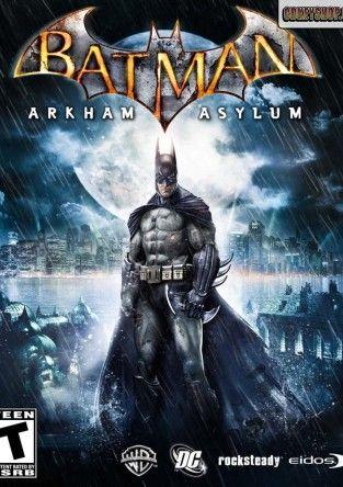 Batman: Arkham Asylum (GOTY) STEAM CD-KEY GLOBAL #batmanarkhamasylum #steam #cdkey #giochipc #pcgames #arcade #avventura #azione