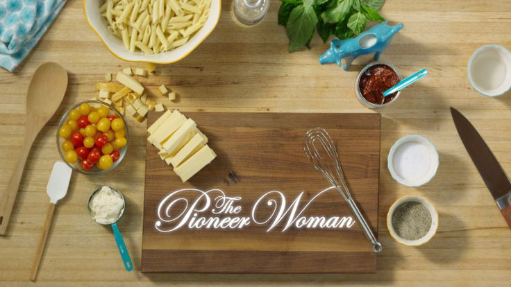 Video: Spicy Pasta Salad (Pioneer Woman)