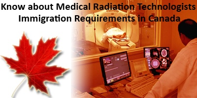 re you a qualified medical radiation technologist from overseas, and wish to shift to Canada as a skilled worker? If YES, perhaps, you will be glad to learn that not only your profession finds mention in the list of 29 eligible vocations, under the 2013 Federal Skilled Worker (FSW) program, but also that the job prospects for your line of work in the country is highly encouraging.