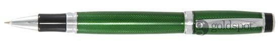 Waterford Kilbarry - Guilloche Emerald Isle Rollerball Pen