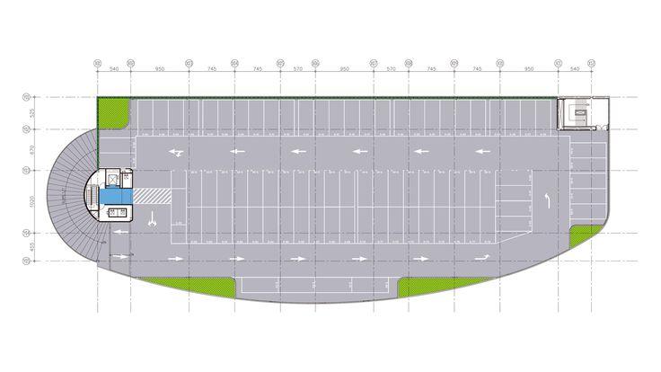Galería - Estructura de Estacionamientos Wulai / QLAB - 371