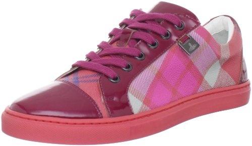 Vivienne Westwood Women's Trainer Lace-Up Fashion Sneaker