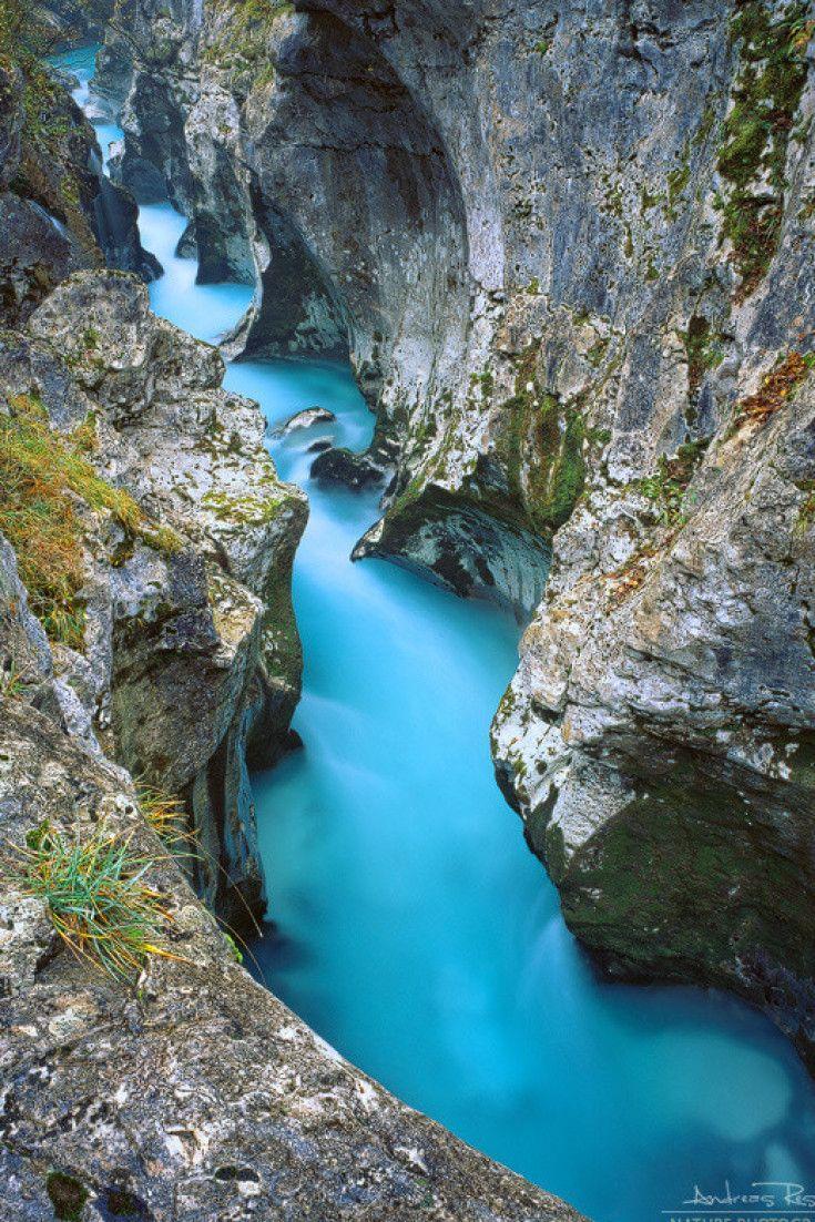 Quizás el río más hermoso del planeta (FOTOS) http://huff.to/1N9QCR5 #paisajes #naturaleza