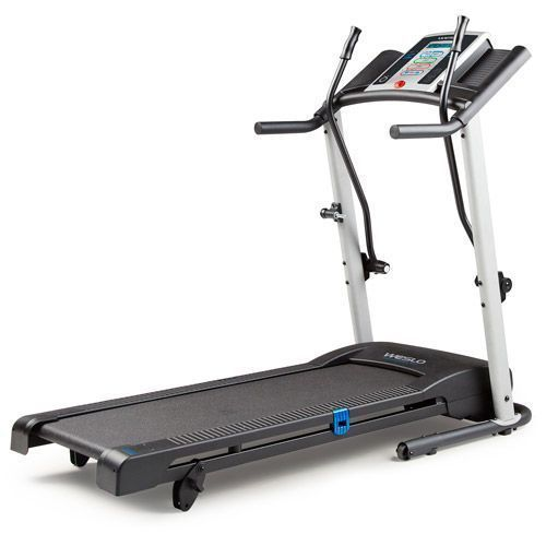 Electric Treadmill Home Gym Arms Workout Motorized Power Running Machine Folding #ElectricTreadmillHome