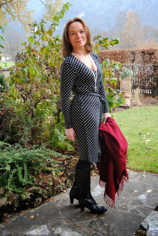 Señora de Estilo. Onu Mujeres Blog de Moda para maduras.