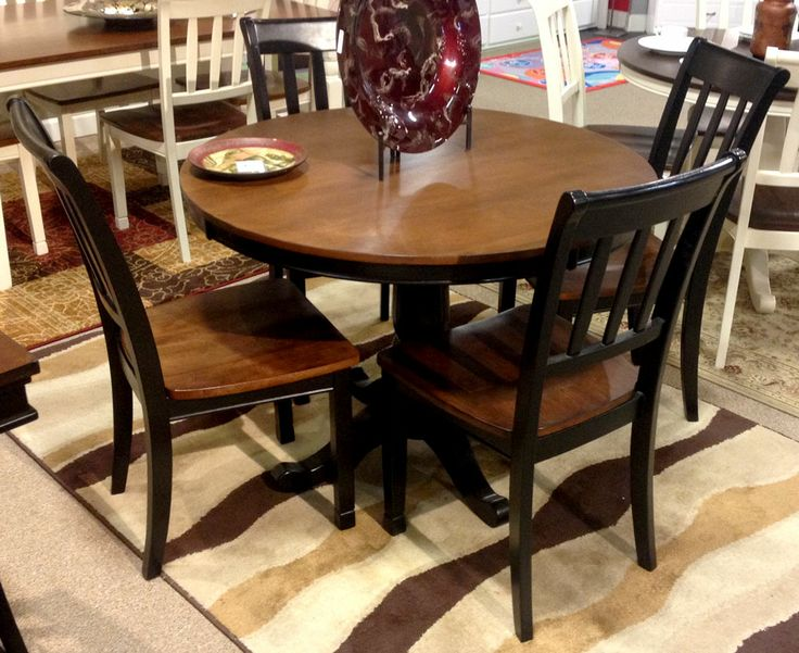 Owingsville Dining Table The Rich Cottage Beauty Of Collection Uses A