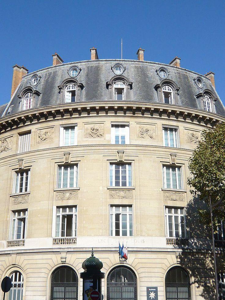 rue de Vaugirard à porte de Versailles Lycée Saint-Louis - Boulevard Saint-Michel