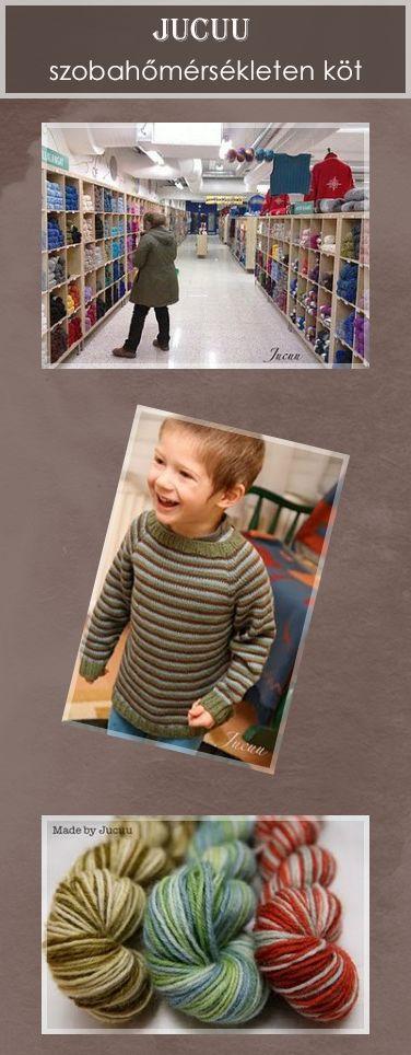 Aszódi Judit jelenleg Finnországban él, 4 éves Szilárd fiával van otthon. Népszerű blogján fonalakról, kötésről, horgolásról, fonal-fonásról, mosható pelenka varrásról olvashatunk. Őt kérdeztük arról, hogy mi vezette őt ebbe az irányba.