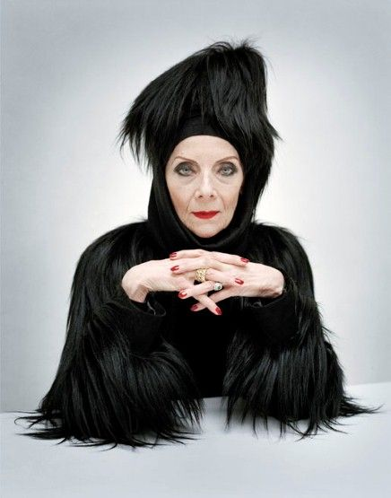 Gitte Lee by Tim Walker// the first lady gaga