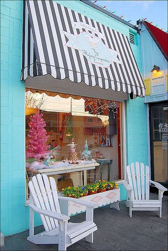 The Flying Cupcake Bakery - Indianapolis To die for cupcakes! Fachada de Lojas