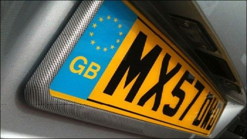 Cherished Number Plate - http://www.private-number-plates.co.uk